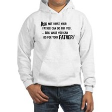 What can you do for Your Fath Hoodie