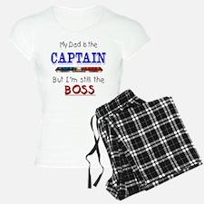 Dad is CAPTAIN Pajamas