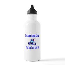 Police Saves Lives-Aunt Water Bottle