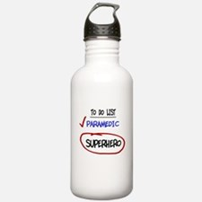 To Do List- Paramedic Water Bottle