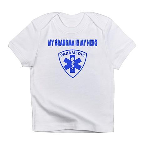 Paramedic Hero-Grandma Infant T-Shirt