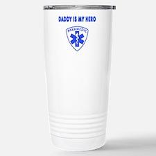 Paramedic Hero-Daddy Stainless Steel Travel Mug