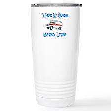 Ambulance Pride-Grandma Travel Mug