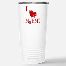 I Love My-EMT Travel Mug