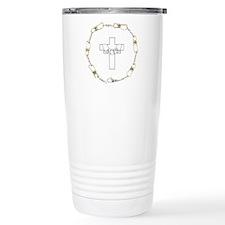 Fishers of Men- Silver Travel Coffee Mug