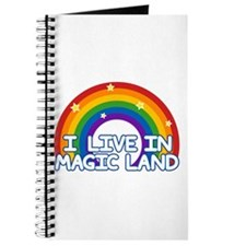Magic Land Journal