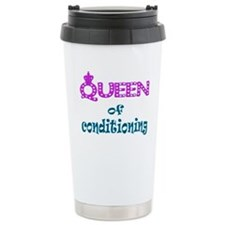 Queen of conditioning Travel Mug