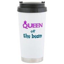 Queen of the beam Travel Coffee Mug