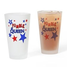 Tumble Queen Drinking Glass