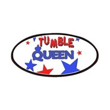 Tumble Queen Patches