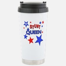 Stunt Queen Stainless Steel Travel Mug