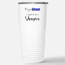 Vampire- Astronaut Travel Mug