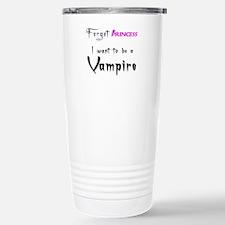 I want to be a Vampire... Travel Mug