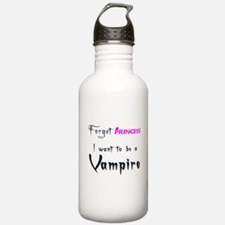 I want to be a Vampire... Water Bottle