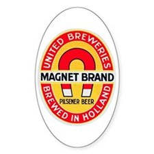 Holland Beer Label 9 Decal