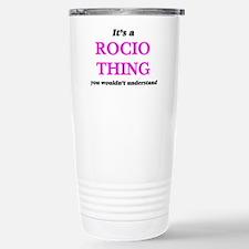 It's a Rocio thing, Travel Mug