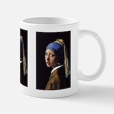 Artzsake Vermeer Small Small Mug