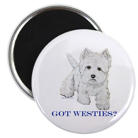 Got Westies? Magnet