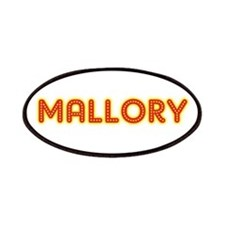 Mallory in Movie Lights Patches