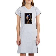 Artzsake Vermeer Women's Nightshirt