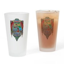 Absolutely Awesome Letter A A Drinking Glass