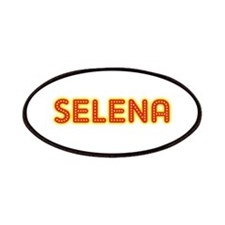 Selena in Movie Lights Patches