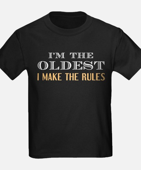 I'm The Oldes T-Shirt