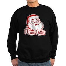 I Believe Santa Sweatshirt