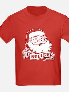 I Believe Santa T