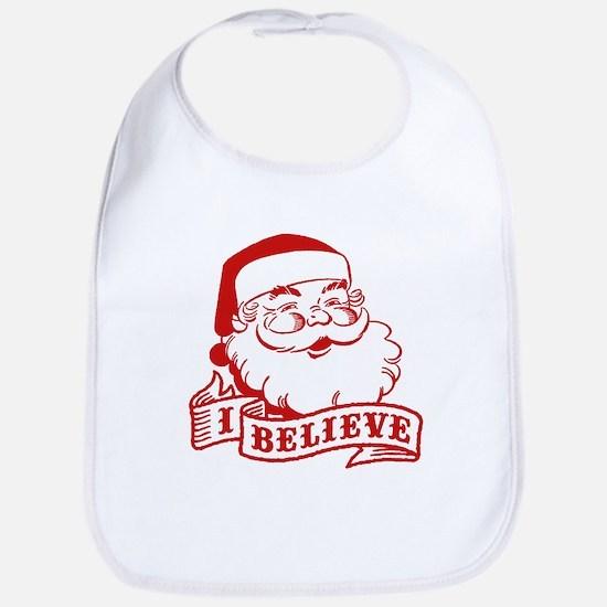 I Believe Santa Bib