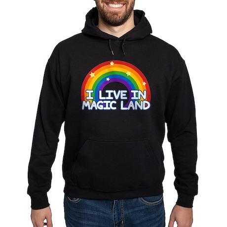 Magic Land Hoodie (dark)