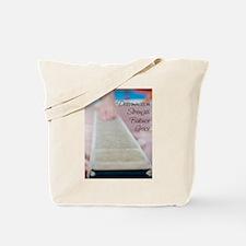Strength, Grace, Balance Tote Bag