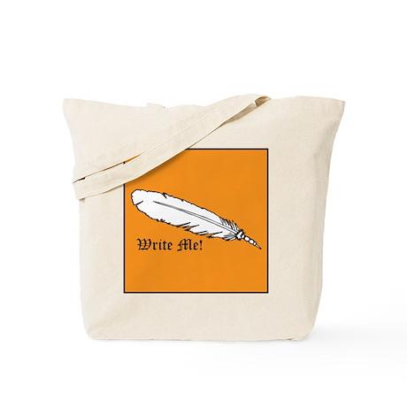 Write Me! Tote Bag