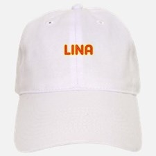 Lina in Movie Lights Baseball Baseball Cap