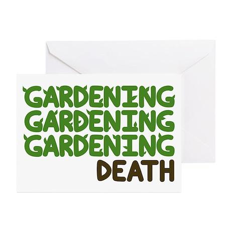 Gardening Greeting Cards (Pk of 20)
