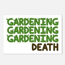 Gardening Postcards (Package of 8)