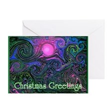 Christmas Greetings Greeting Cards (Pk of 20)