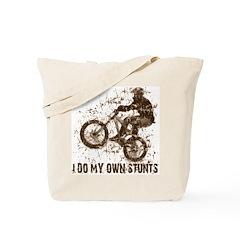 Mountain Bike, BMX - Stunts Tote Bag