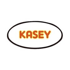 Kasey in Movie Lights Patches