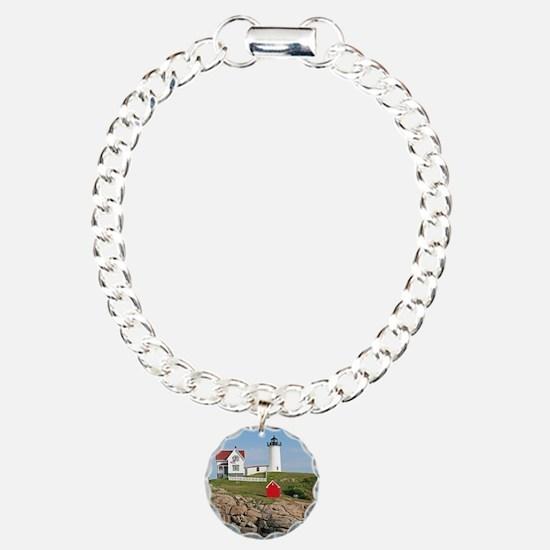 Nubble Light Charm Bracelet, One Charm
