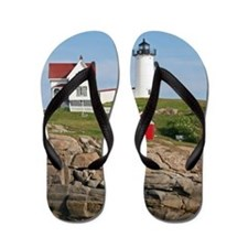 Nubble Light Flip Flops