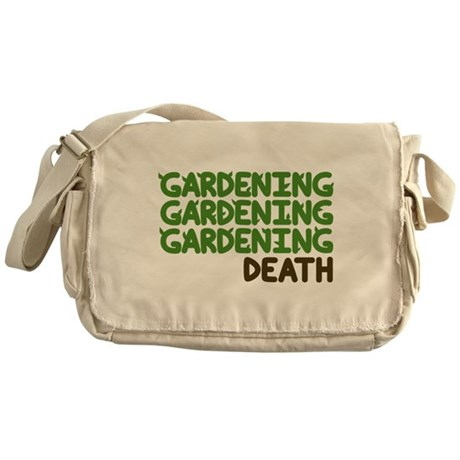 Gardening Messenger Bag