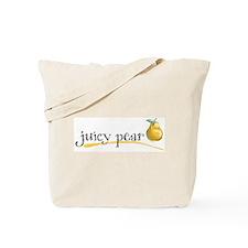 Juicy Pear Tote Bag