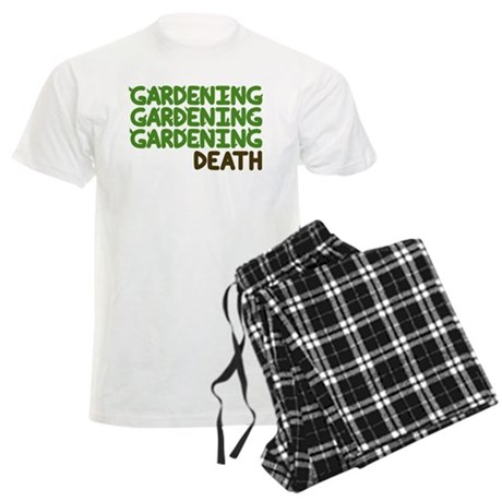 Gardening Men's Light Pajamas