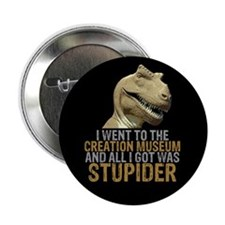 "Creation Museum 2.25"" Button (100 pack)"