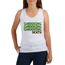 Gardening Women's Tank Top