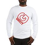 KEN LAY FOUND GUILTY Long Sleeve T-Shirt