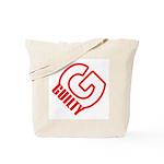 KEN LAY FOUND GUILTY Tote Bag