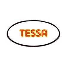 Tessa in Movie Lights Patches