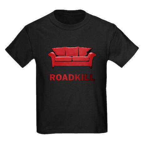 """""""Roadkill"""" Kids Dark T-Shirt"""